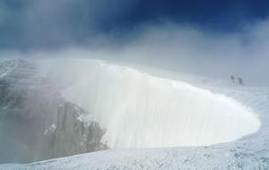 【哈巴雪山图片】五一的哈巴雪山,迷雾中展现的圣境