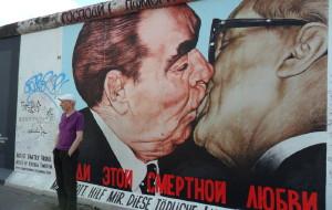 【柏林图片】柏林墙-----自由涂鸦的画布