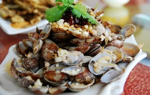 【北戴河图片】游立夏北戴河,食肥美皮皮虾