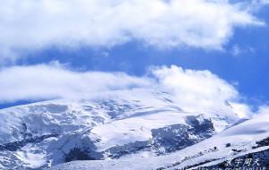 【喀什图片】登上冰山之父去寻找冰山公主相思的泪珠