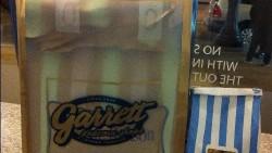 芝加哥美食-加勒特爆玉米花店(密歇根店)(Garrett Popcorn Shops(Michigan Ave))