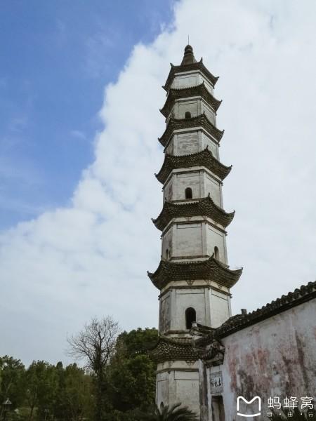 新叶村人又称之为文风塔