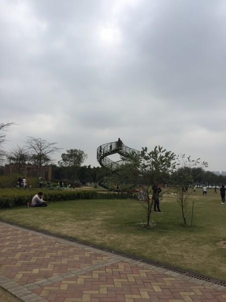 佛山顺德顺峰山公园