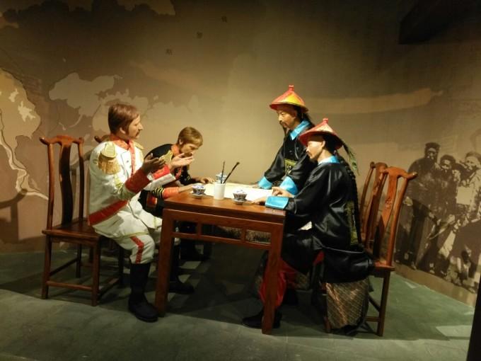 珲春防川 与众不同的深度玩法历史古迹探访 特殊界限的呈现