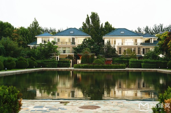 在之禾,北京唯一拥有4个足球场大的度假酒店