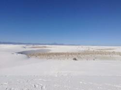 新墨西哥三日游---第二站    White Sands National   Monument_游记