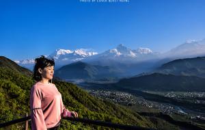 【奇特旺图片】世界那么大之——我在尼泊尔等风来(亲子游)