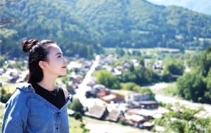 【金泽市图片】7天6晚日本北陆之行:金泽白川乡高山下吕,童话里不是骗人的~