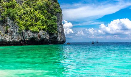 普吉岛 皮皮岛蛋岛玛雅湾浮潜环岛一日游,中文导游,含