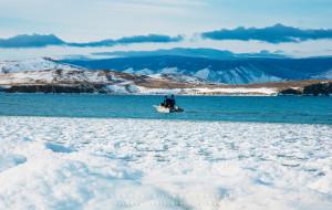 【贝加尔湖图片】西伯利亚的冰与火之歌(伊尔库茨克、利斯特维扬卡、贝加尔湖、奥尔洪岛8日,450P)