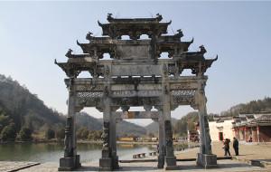 【黟县图片】徽派建筑的经典——西递