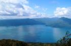 日本北海道2大名湖探访一日游(神秘支笏湖+魅力洞爷湖 中文导览 车上无线WIFI)