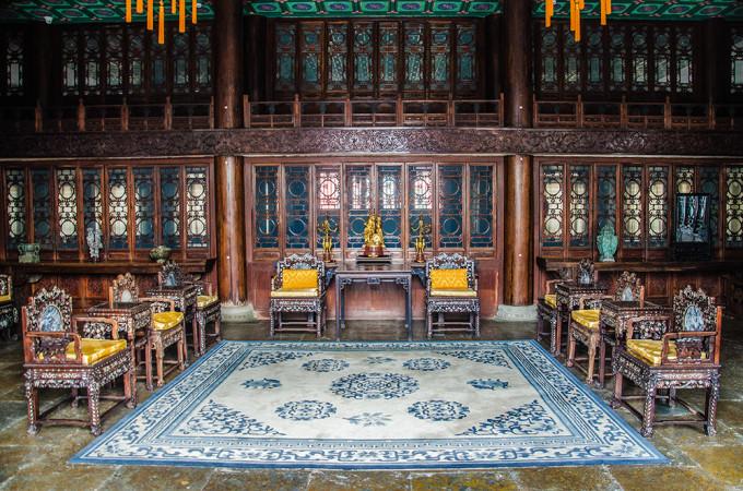 古代府邸设计图