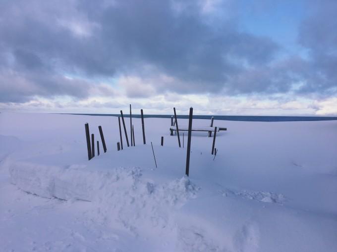 冬季浪漫故事