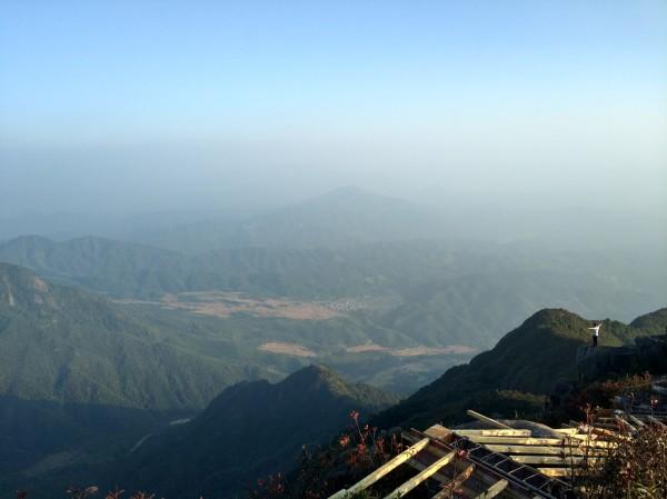 连州金子山自驾游图片