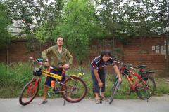 屌丝老炮自行车骑行北京昌平居庸关延庆八达岭长城2017年6月朱晓光PUNKLORD