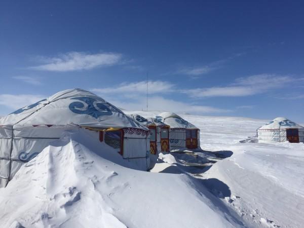 霍林郭勒市可汗山自驾游营地一日游