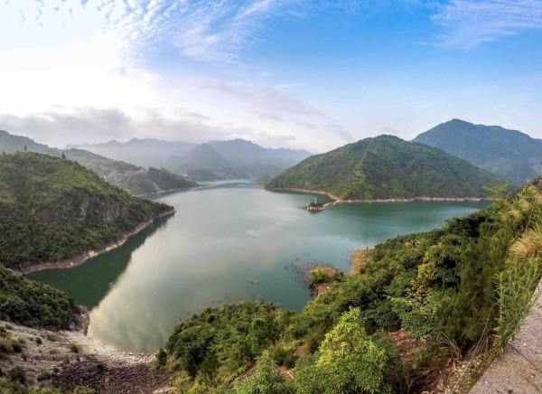 浙江风景图片当背景