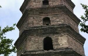 【荥阳图片】圣寿寺与千尺塔