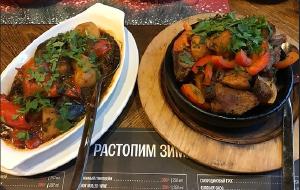 圣彼得堡美食-ChaCha