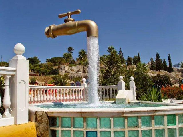世界顶级喷泉设计 最后一个亮了!