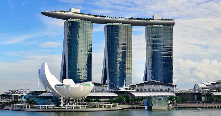 新加坡滨海湾金沙空中花园之旅(电子票)