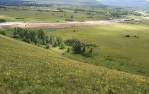 【黑山图片】找北行第五天~美丽的草原