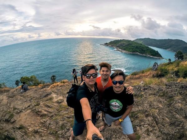 泰国- phuket-普吉岛 爱上那蓝宝石的大