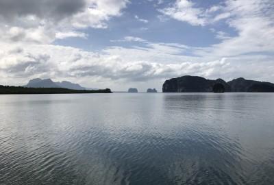 【泰国图片】泰国甲米,皮划艇海钓BBQ一日游皮划艇v图片图片