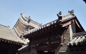 【郑州图片】中国古建典范全国重点文物保护单位,国家AAAA级景区--【康百万庄园】