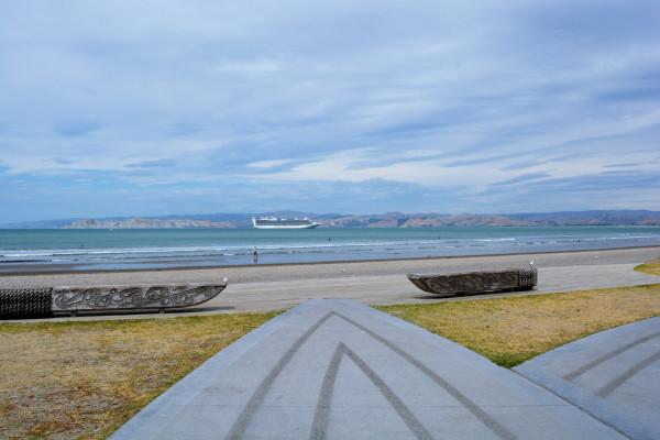 奥克兰 游记           gisborne 是新西兰北岛东北地区的一个城市