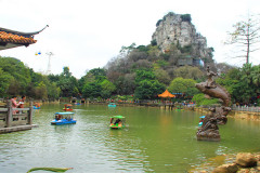 游遍中国自由行----2013年春节游二十一天行程之(广西柳州市   广西南宁市)