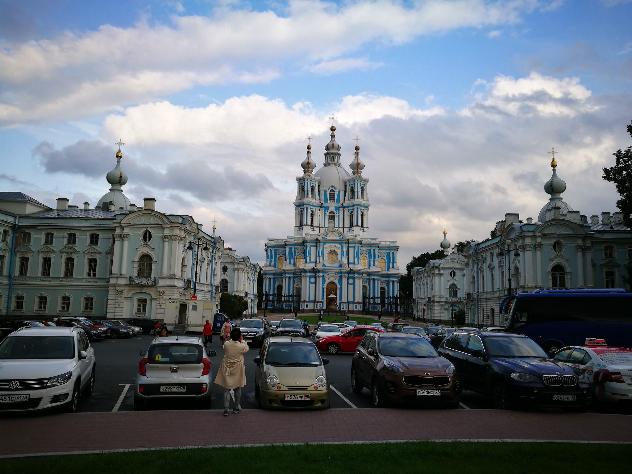 俄罗斯---斯莫尔尼宫(215)