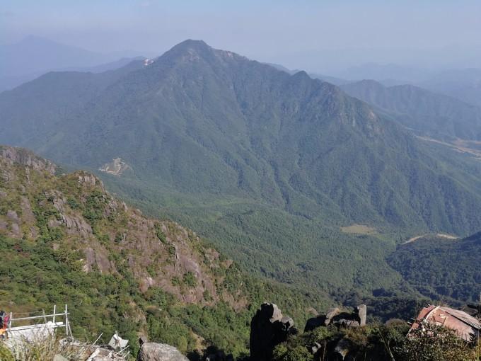 登连州金子山之行图片