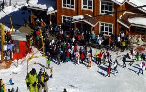 伊朗娱乐-Darband Sar滑雪场