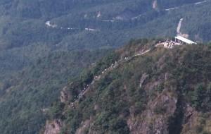 【连山壮族瑶族自治县图片】通往天空的天梯——清远连山金子山