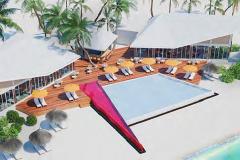 OBLU select at Sangeli马尔代夫奥静岛确定将于2018年7月份开业
