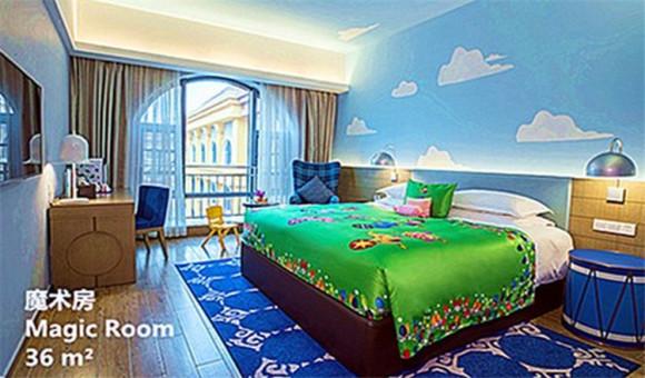 广东珠海长隆马戏酒店一晚(含餐食 游海洋王国看呆萌企鹅,3人美食单园
