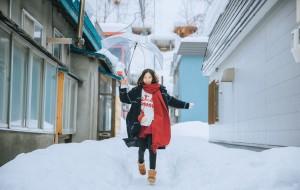 【北海道图片】【天晴姐步履不停之】终于和你饮过冰,零度天气看风景(2017春节北海道之旅)