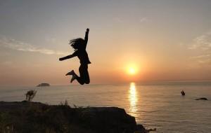【象山图片】五月的渔山列岛——蔚蓝大海&漫山野花&神秘传说——浙江周边竟然藏着这样一座小岛