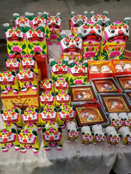 青岛萝卜元宵糖球会--青岛游记--蚂蜂窝