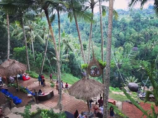 印度尼西亚巴厘岛5日4晚游(原始森林网红大秋千 情人崖 圣泉寺 五星