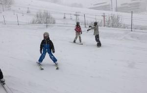 【二世古图片】新手一家的二世古滑雪大冒险