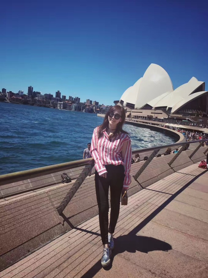 八天 玩遍澳洲 墨爾本黃金海岸悉尼