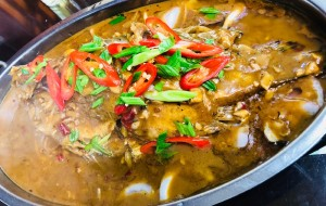 黄山美食-老街坊土菜