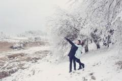 冰雪世界 仙女山