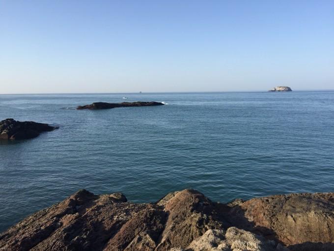 宁波·石浦·渔山岛