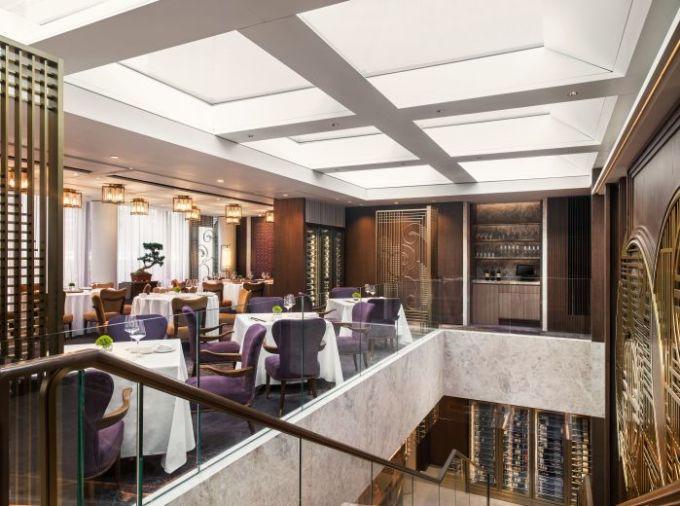 室内设计由屡获殊荣的afso设计工作室创办人andre fu傅厚民及其团队负