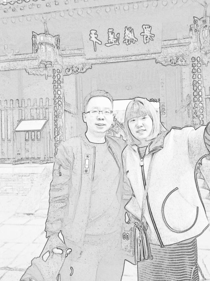 平遥古城两日游图片