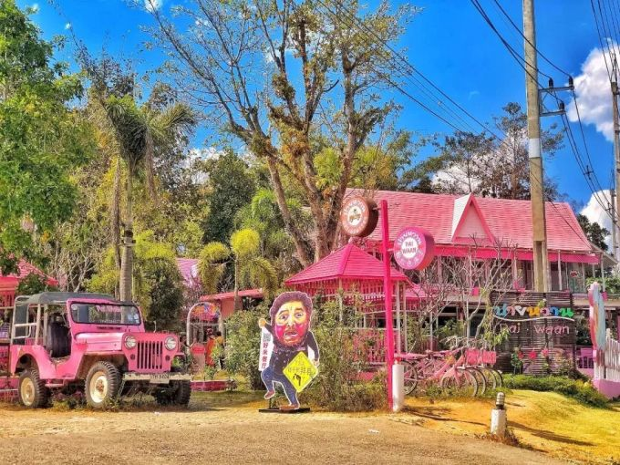 9個世界級粉色旅行地,滿足所有爆棚的少女心!